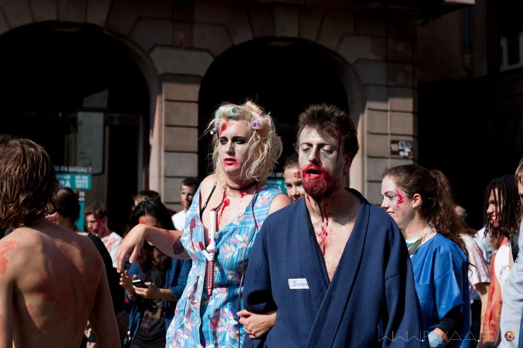 Zombie Walk Strasbourg - Pokaa