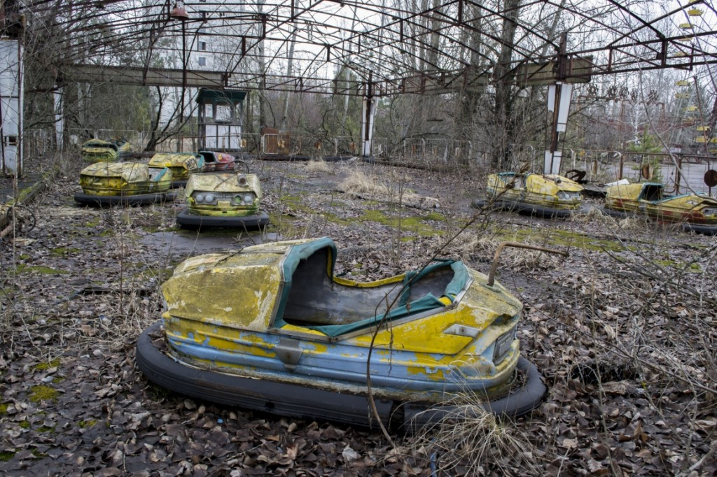 Un strasbourgeois à Tchernobyl - Pokaa