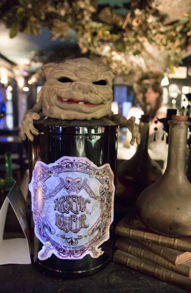 L'Alchimiste, des cocktails et beaucoup de magie - Pokaa
