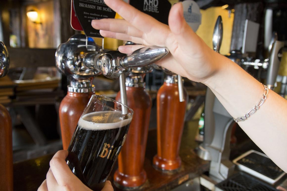 L'Académie de la Bière, une bonne leçon de houblon - Pokaa
