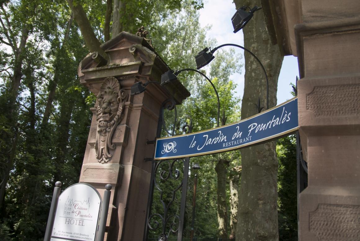 Le Jardin du Pourtalès - Pokaa