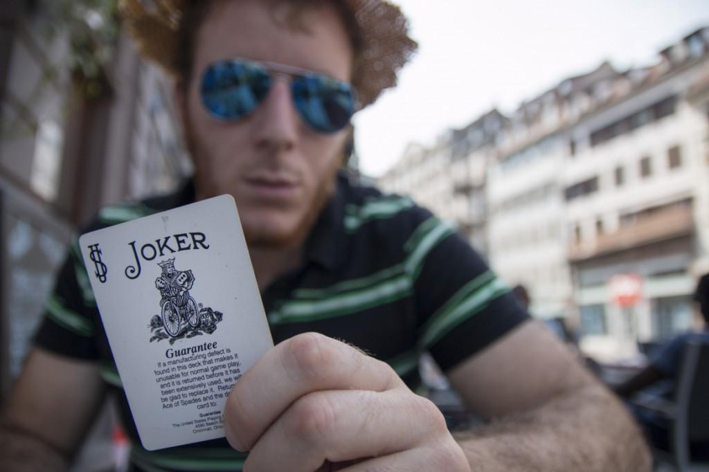 Markobi, de la magie dans les rues de Strasbourg - Pokaa