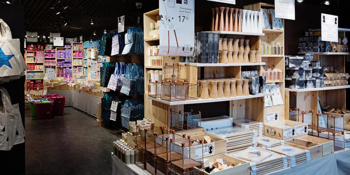 søstrene grene, la chaîne de déco danoise ouvre un shop au centre de