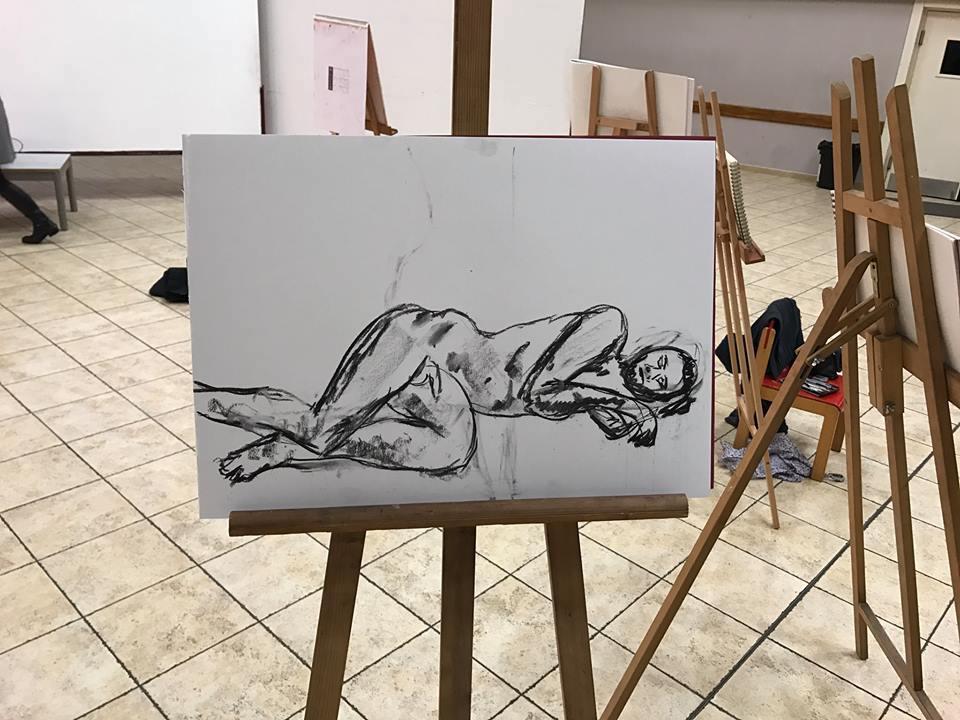emplois de modèle nue