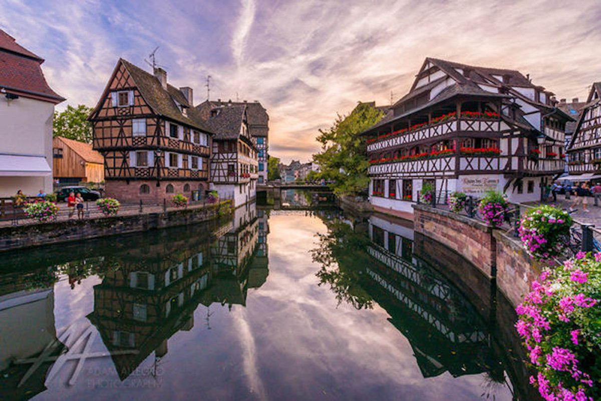 Strasbourg parmi les 10 villes les plus romantiques du monde. Oui ...