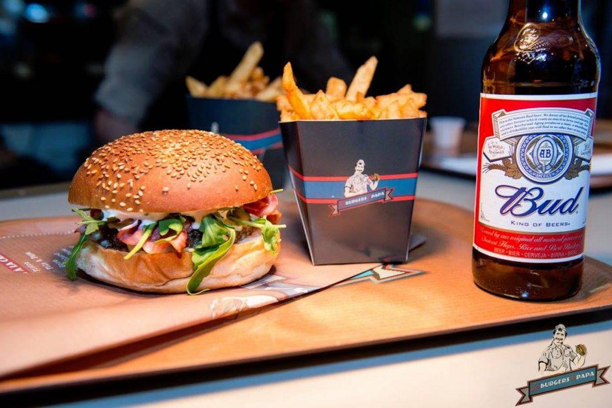 J Ai Enfin Test 233 Les Burgers De Papa Entre Fastfood Et