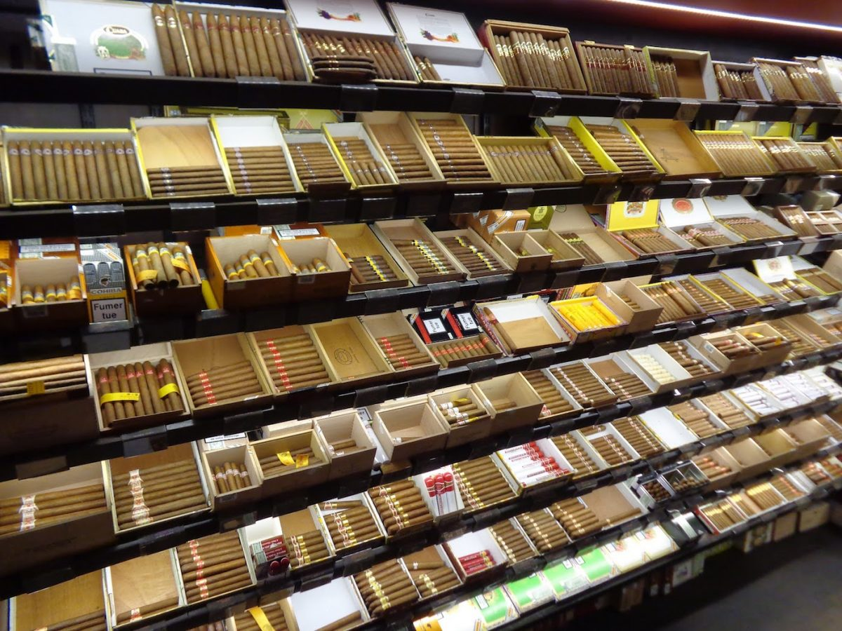 Le comptoir du cigare - Bureau de tabac strasbourg ...