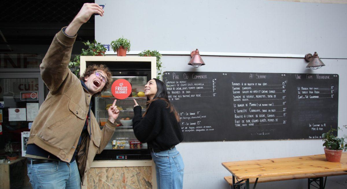 Strasbourg accueillera bient t son premier frigo solidaire - Quelle temperature dans un frigo ...