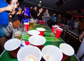 Beer Pong : Ouverture 2020