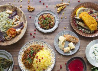 Apprendre à cuisiner iranien