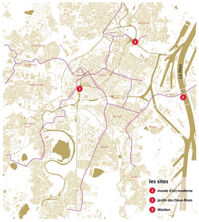 Strasbourg : le projet de « piscine flottante » sera dessiné par des ...