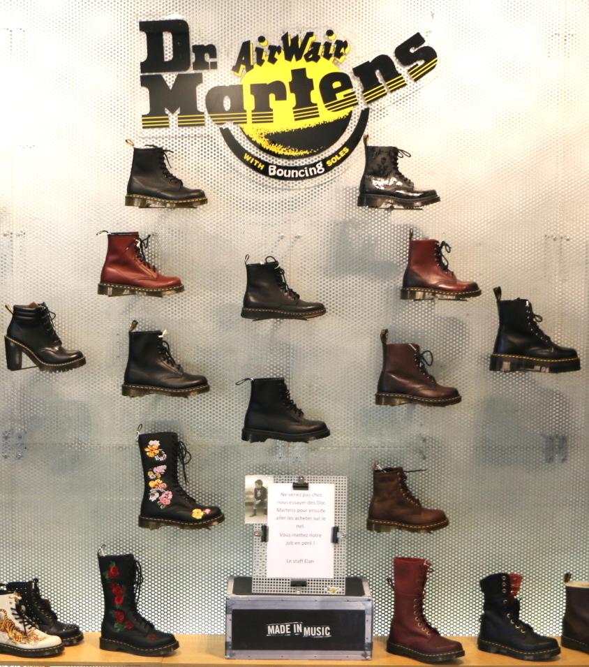 Elan, le shop strasbourgeois indé pour trouver chaussure à