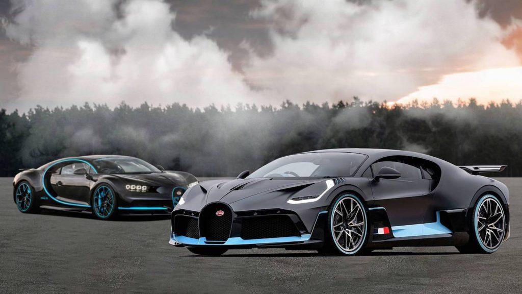 Wallpaper Full Hd Carros 11 1024 576: Une Bugatti à 2,5 Millions D'euros Exposée Place Des