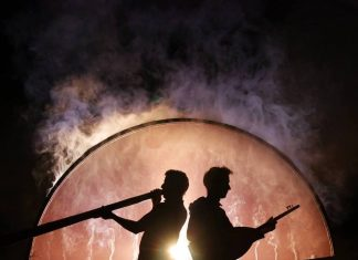 Fêter les 4 ans du «Trafalg'arts» au Molodoï