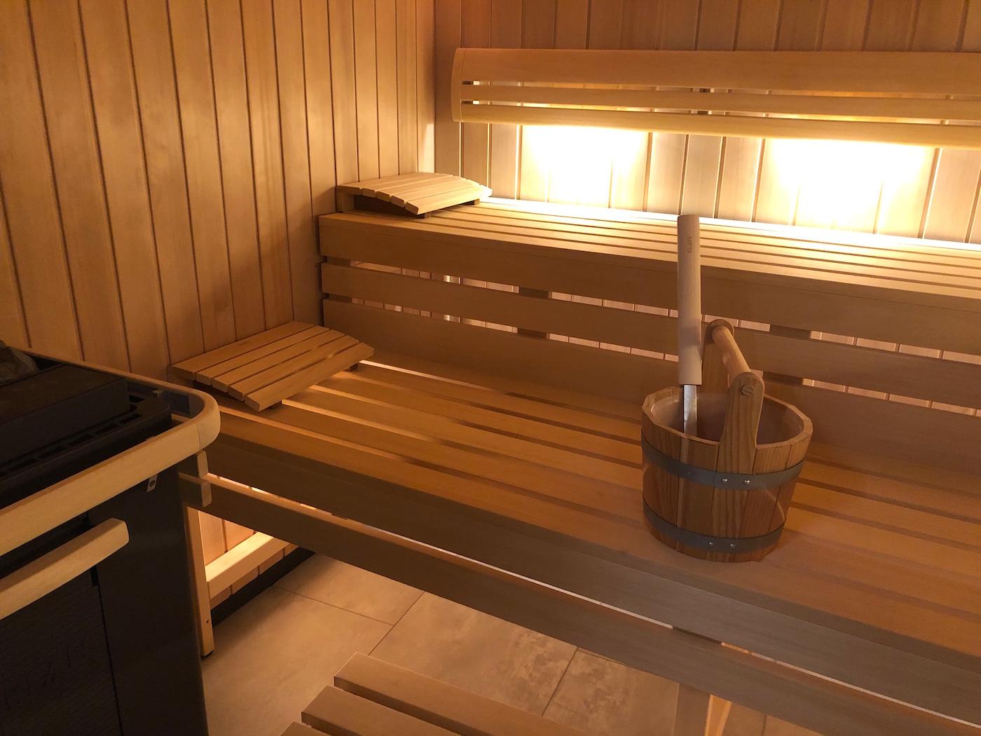 Hammam Jacuzzi Et Sauna Un Nouveau Spa Vient D Ouvrir A Deux