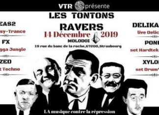 Les TonTons Ravers