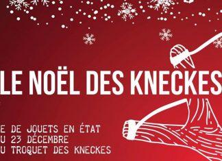 Le Noël Des Kneckes – collecte de jouets
