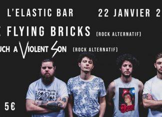 The Flying Bricks + Such a Violent Son @L'Elastic Bar
