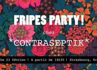 Fripes PARTY chez Contraseptik !