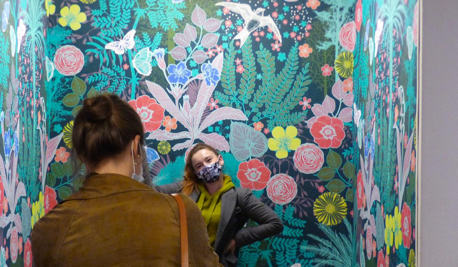 Curiosité d'Alsace : le musée du papier peint de Rixheim, un oasis d'histoires et de couleurs