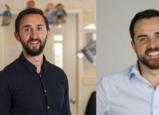 Lucas et Benoît Schildknecht