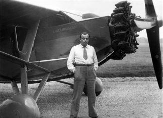 Saint-Exupéry avion